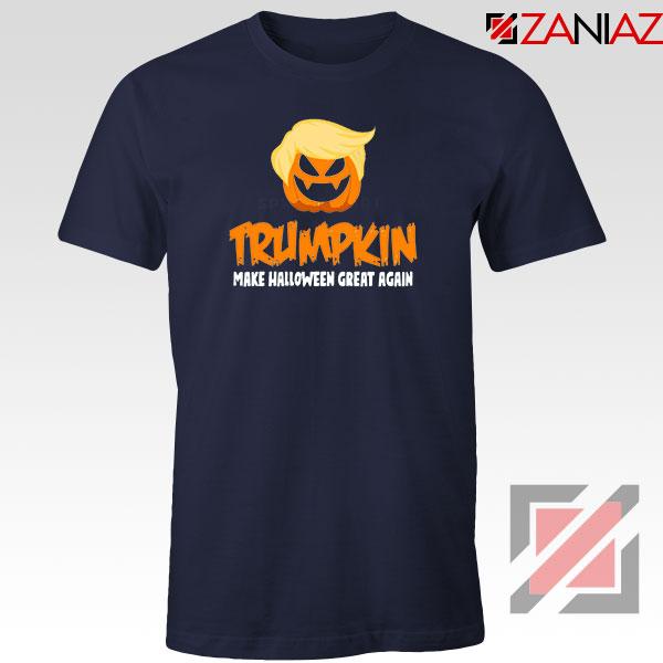 Trumpkin Scary Navy Blue Tshirt