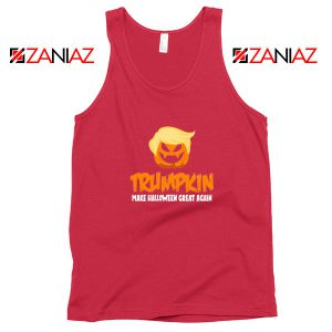 Trumpkin Scary Red Tank Top