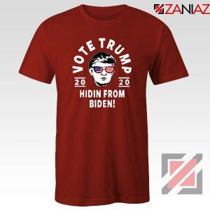 Vote Donald Trump 2020 Red Tshirt