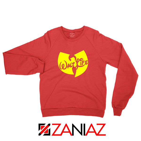Walt Life Clan Red Sweatshirt