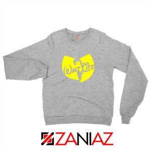 Walt Life Clan Sport Grey Sweatshirt