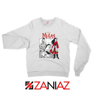 Womens Mulan Sweatshirt