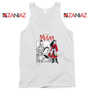 Womens Mulan Tank Top