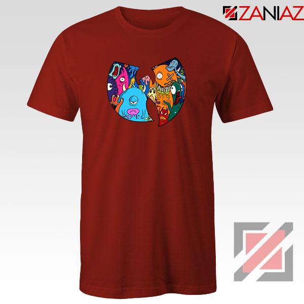 Wu Tang Monster Red Tshirt