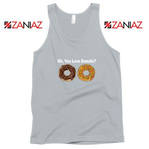 You Love Donuts Sport Grey Tank Top