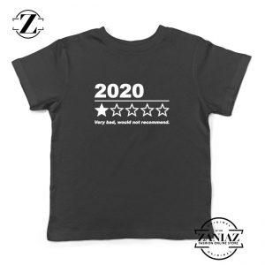 2020 Bad Year Kids Tshirt