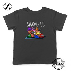 Among Us Couch Kids Tshirt
