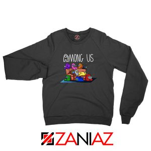 Among Us Couch Sweatshirt