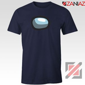 Among Us Eye Navy Blue Tshirt