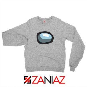 Among Us Eye Sport Grey Sweatshirt