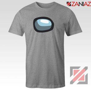 Among Us Eye Sport Grey Tshirt