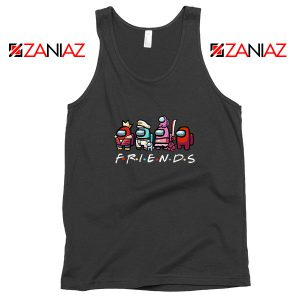 Among Us Friends Tank Top