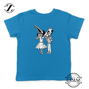 Beetlejuice Kids Blue Tshirt
