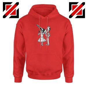Beetlejuice Red Hoodie