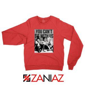Buy Sanderson Sister Red Sweatshirt