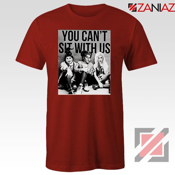 Buy Sanderson Sister Red Tshirt