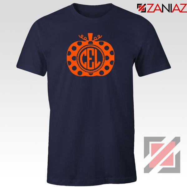 Check Engine Light Navy Blue Tshirt