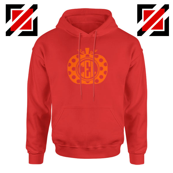 Check Engine Light Red Hoodie