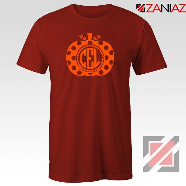 Check Engine Light Red Tshirt