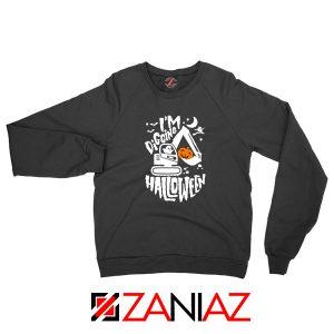 Digging Halloween Sweatshirt