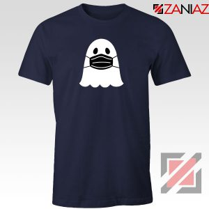 Ghost Mask 2020 Navy Blue Tshirt