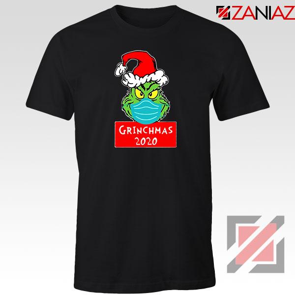 Grinchmas 2020 Black Tshirt