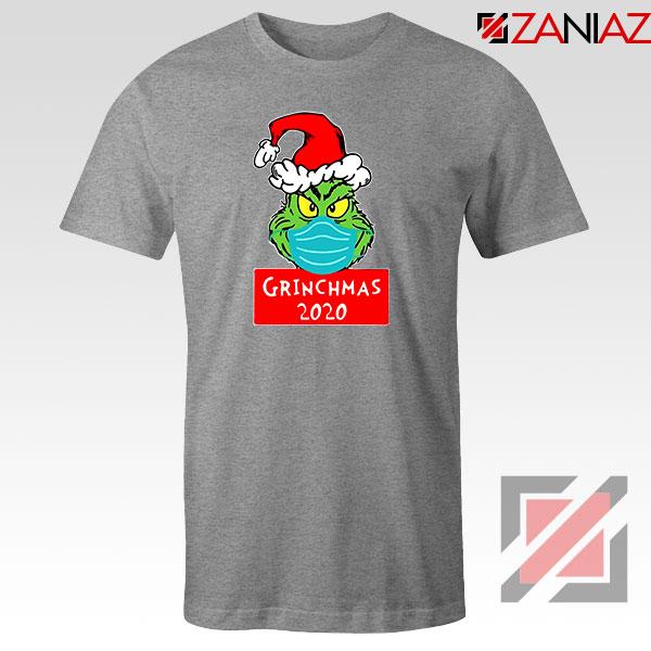 Grinchmas 2020 Sport Grey Tshirt