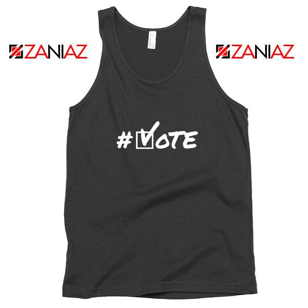 Hashtag Vote Tank Top