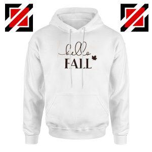 Hello Fall Hoodie