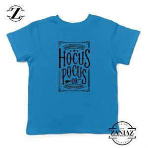 Hocus Pocus Kids Blue Tshirt