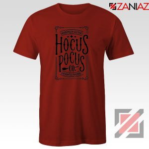 Hocus Pocus Red Tshirt