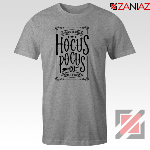Hocus Pocus Sport Grey Tshirt
