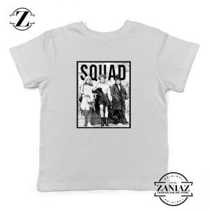 Hocus Pocus Squad Kids White Tshirt