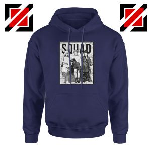 Hocus Pocus Squad Navy Blue Hoodie