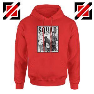 Hocus Pocus Squad Red Hoodie