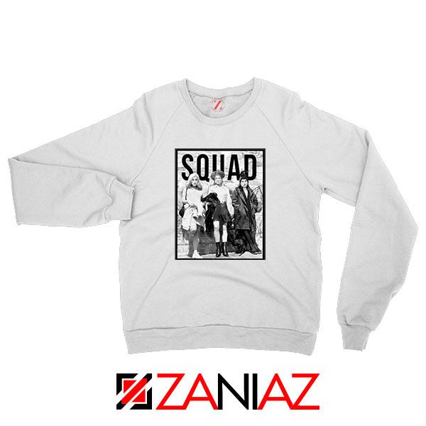 Hocus Pocus Squad White Sweatshirt