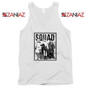 Hocus Pocus Squad White Tank Top