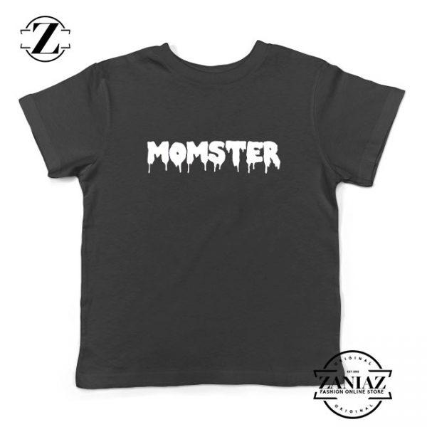 Momster Halloween Kids Tshirt