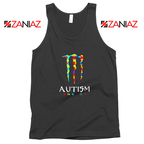Monster Autism Energy Tank Top