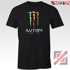 Monster Autism Energy Tshirt