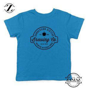 Sanderson Sister Kids Blue Tshirt
