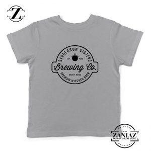 Sanderson Sister Kids Sport Grey Tshirt