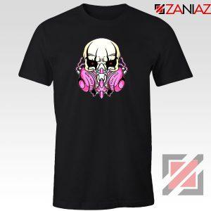 Skull Gas Mask Tshirt