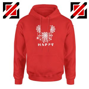 Spider Mickey Mouse Red Hoodie