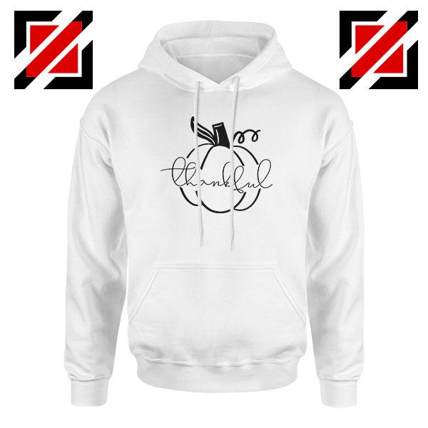 Thankful Pumpkin Hoodie