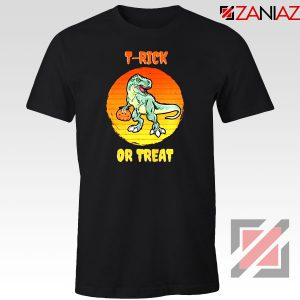 Trick or Treat Trex Tshirt