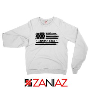 Trump American Flag Sweatshirt