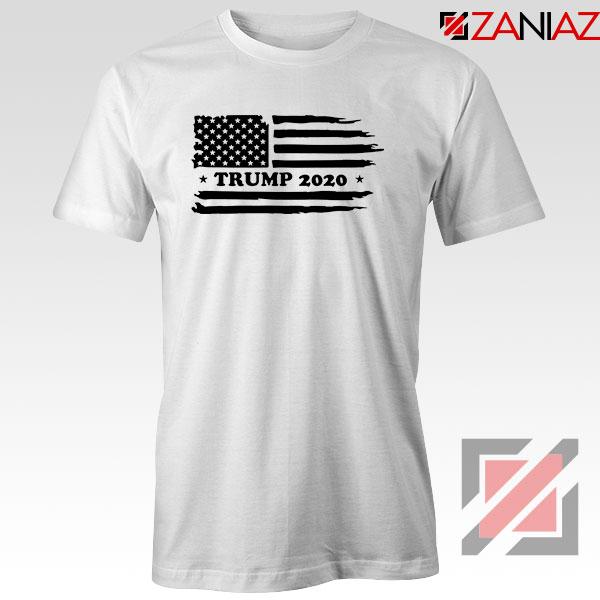 Trump American Flag Tshirt
