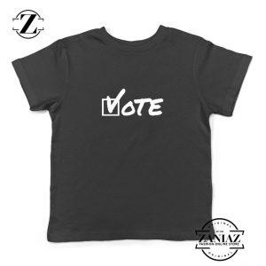 Vote 2020 Election Kids Tshirt