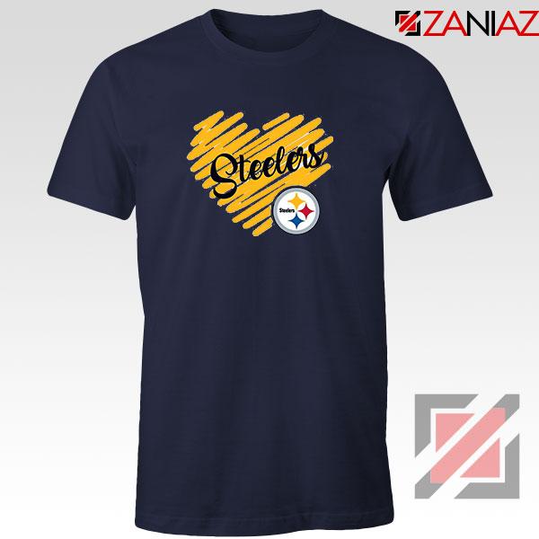 Pittsburgh Steelers Navy Blue Tshirt